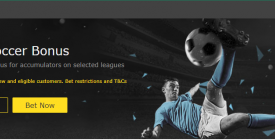 Euro Soccer Bonus Change at Bet365