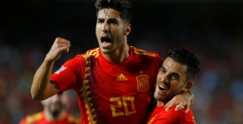 Sports analysis : Spain - England